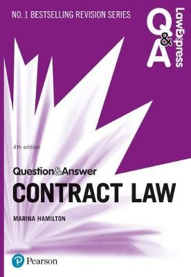 Law Express Question and Answer: Contract Law, 4th edition -