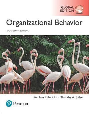 Organizational Behavior, Global Edition -