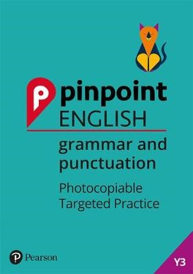 Pinpoint English Grammar and Punctuation Year 3 - pr_43430