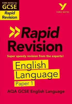 York Notes for AQA GCSE (9-1) Rapid Revision: AQA English Language Paper 1 - pr_307611
