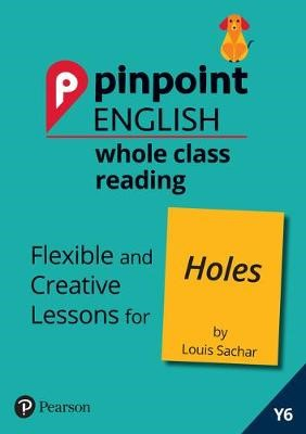 Pinpoint English Whole Class Reading Y6: Holes - pr_62005