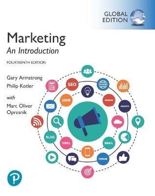 Marketing: An Introduction, Global Edition - pr_303467