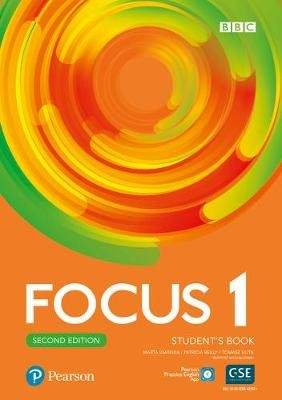 Focus 2e 1 Student's Book with PEP Basic Pack -