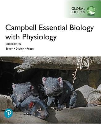 Campbell Essential Biology with Physiology, Global Edition -
