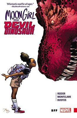 Moon Girl And Devil Dinosaur Vol. 1: Bff - pr_70609