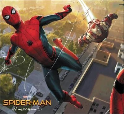 Spider-man: Homecoming - The Art Of The Movie - pr_269152