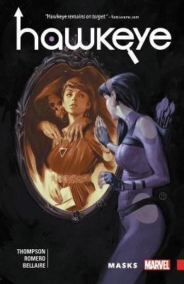 Hawkeye: Kate Bishop Vol. 2 - Masks - pr_70610
