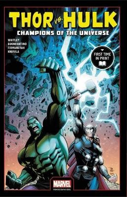 Thor Vs. Hulk: Champions Of The Universe - pr_70641