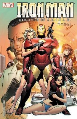 Iron Man: Director Of S.h.i.e.l.d. - The Complete Collection - pr_70598