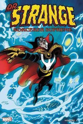 Doctor Strange, Sorcerer Supreme Omnibus Vol. 1 - pr_70652