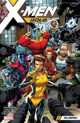 X-men Gold Vol. 2: Evil Empires - pr_70586