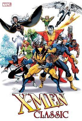 X-men Classic Omnibus -