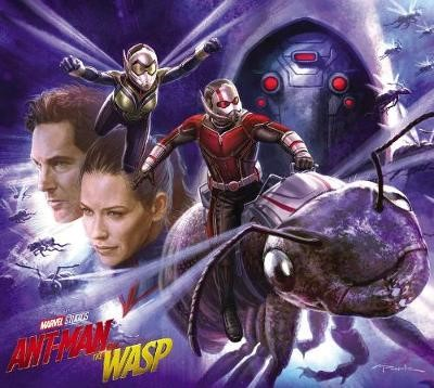 Marvel's Ant-man And The Wasp: The Art Of The Movie - pr_70636