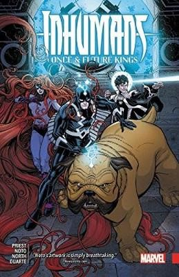 Inhumans: Once And Future Kings -