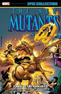 New Mutants Epic Collection: Curse Of The Valkyries - pr_70665