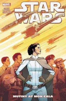 Star Wars Vol. 8: Mutiny At Mon Cala -