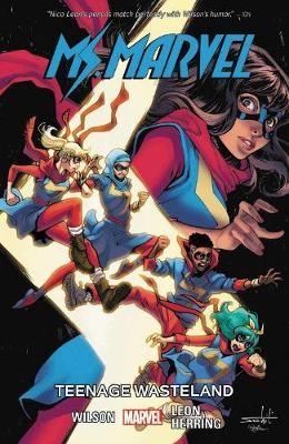 Ms. Marvel Vol. 9: Teenage Wasteland - pr_70664