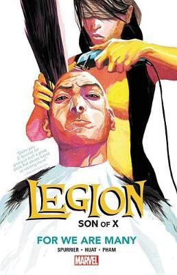 Legion: Son Of X Vol. 4 - For We Are Many - pr_70668