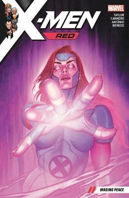 X-men Red Vol. 2: Waging Peace -