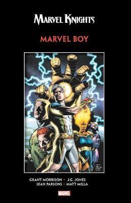 Marvel Knights: Marvel Boy By Morrison & Jones - pr_70768