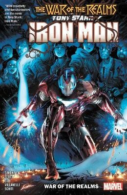 Tony Stark: Iron Man Vol. 3 -