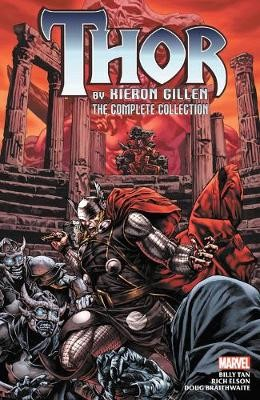 Thor By Kieron Gillen: The Complete Collection - pr_271108