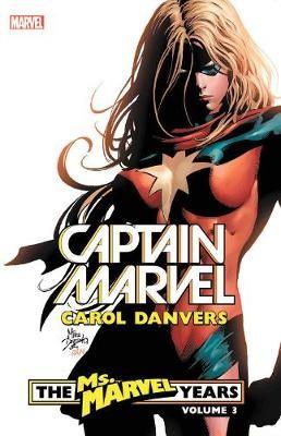 Captain Marvel: Carol Danvers - The Ms. Marvel Years Vol. 3 - pr_287516