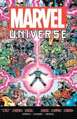 Marvel Universe: The End -