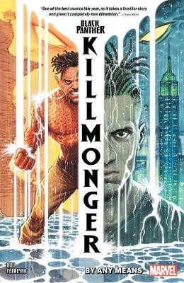 Black Panther: Killmonger - By Any Means -