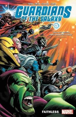 Guardians Of The Galaxy By Donny Cates Vol. 2: Faithless - pr_1746540
