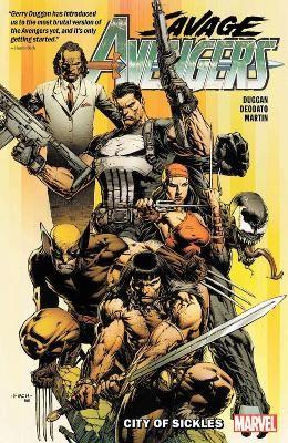 Savage Avengers Vol. 1 -