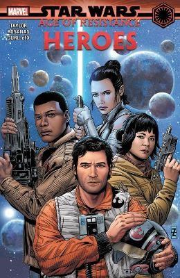 Star Wars: Age Of Resistance - Heroes -