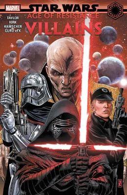 Star Wars: Age Of Resistance - Villains -