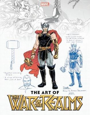 The Art Of War Of The Realms -