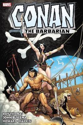Conan The Barbarian: The Original Marvel Years Omnibus Vol. 3 -