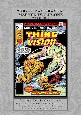 Marvel Masterworks: Marvel Two-in-one Vol. 4 - pr_268367