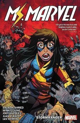 Ms. Marvel By Saladin Ahmed Vol. 2: Stormranger -