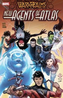 War Of The Realms: New Agents Of Atlas - pr_378173