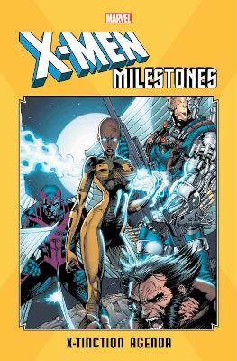 X-men Milestones: X-tinction Agenda -