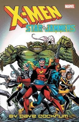 X-men: Starjammers By Dave Cockrum -