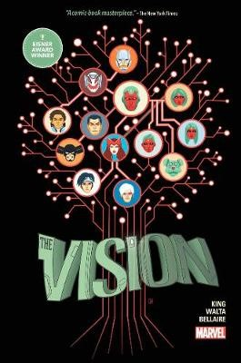 Vision: The Complete Collection -