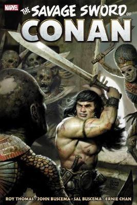 Savage Sword Of Conan: The Original Marvel Years Vol. 3 - pr_1881882