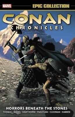 Conan Chronicles Epic Collection: Horrors Beneath The Stones - pr_1860959