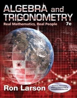 Algebra and Trigonometry - pr_336406