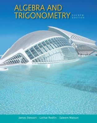 Algebra and Trigonometry - pr_336405