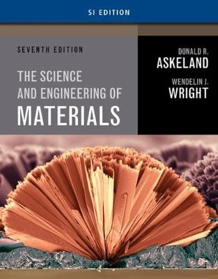 Science and Engineering of Materials, SI Edition - pr_336340
