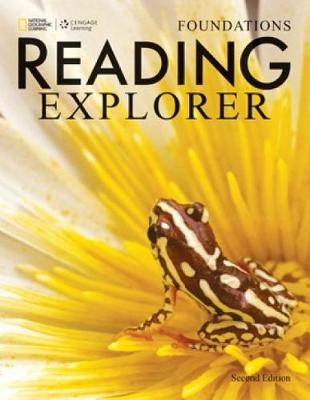 Reading Explorer Foundations with Online Workbook - pr_314549