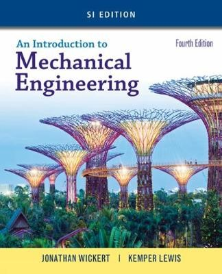 An Introduction to Mechanical Engineering, SI Edition - pr_336374