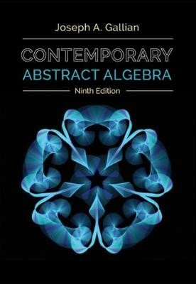 Contemporary Abstract Algebra - pr_336378