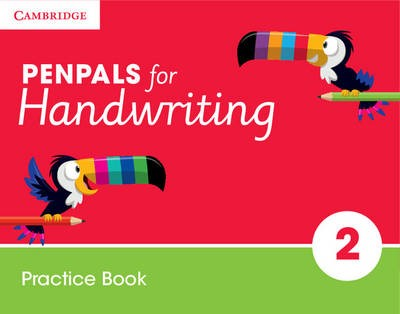 Penpals for Handwriting Year 2 Practice Book - pr_207537